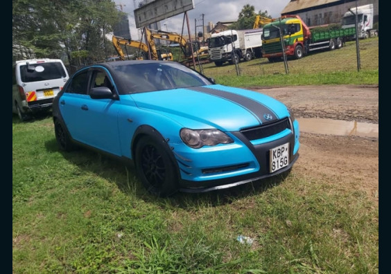 2005 Toyota Mark X for sale in Kenya