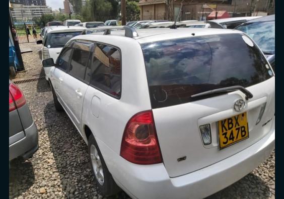 Topcar Kenya|Cars for Sale in Kenya| Buy Cars in Kenya|Car Reviews in Kenya  2006 Toyota Fielder