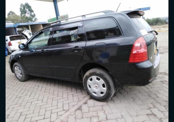 Topcar Kenya Cars for Sale in Kenya  Buy Cars in Kenya Car Reviews in Kenya  2004 Toyota Fielder