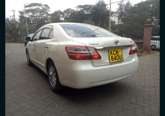 Topcar Kenya Cars for Sale in Kenya  Buy Cars in Kenya Car Reviews in Kenya  2010 Toyota Premio