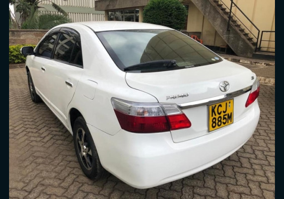 Topcar Kenya|Cars for Sale in Kenya| Buy Cars in Kenya|Car Reviews in Kenya  2009 Toyota Premio