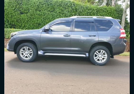 Topcar Kenya Cars for Sale in Kenya  Buy Cars in Kenya Car Reviews in Kenya  2010 Toyota Prado