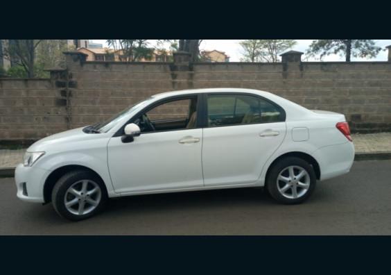 Topcar Kenya|Cars for Sale in Kenya| Buy Cars in Kenya|Car Reviews in Kenya  2012 Toyota Axio