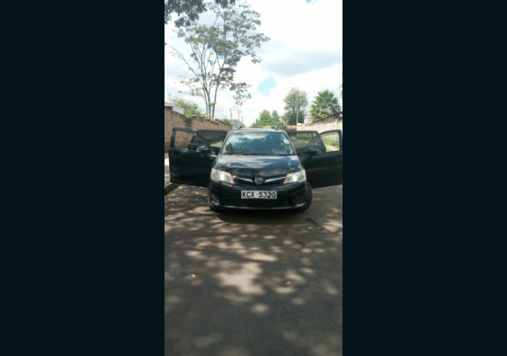 Topcar Kenya|Cars for Sale in Kenya| Buy Cars in Kenya|Car Reviews in Kenya  2012 Toyota Fielder