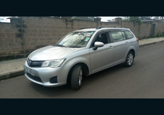 Topcar Kenya|Cars for Sale in Kenya| Buy Cars in Kenya|Car Reviews in Kenya  2012 Toyota Fielder