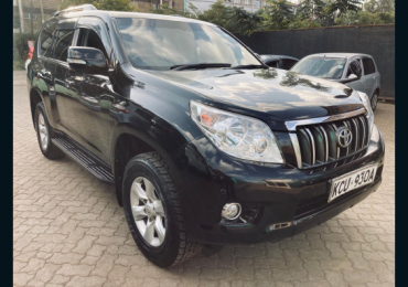 2012 TOYOTA PRADO FOR SALE IN KENYA NAIROBI