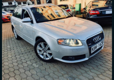 2006 AUDI A4 FOR SALE IN KENYA NAIROBI