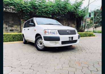 2013 TOYOTA SUCCEED FOR SALE IN KENYA