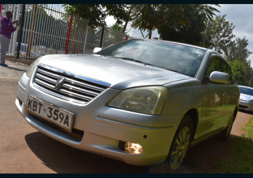 2006 TOYOTA PREMIO FOR SALE IN KENYA NAIROBI
