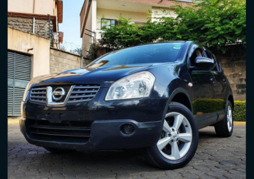 2009 NISSAN DUALIS FOR SALE IN NAIROBI