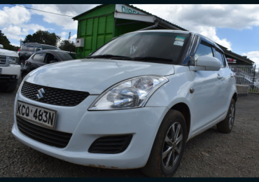 2011 SUZUKI SWIFT FOR SALE IN KENYA