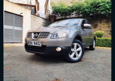 2009 NISSAN QASHQAI FOR SALE IN KENYA
