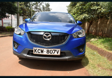 2013 MAZDA CX-5 FOR SALE IN KENYA NAIROBI