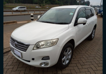 2009 TOYOTA VANGUARD FOR SALE IN KENYA NAIROBI