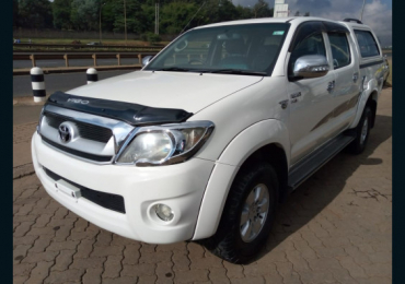 2011 TOYOTA HILUX FOR SALE IN KENYA
