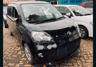 2013 TOYOTA PORTE FOR SALE IN KENYA NAIROBI