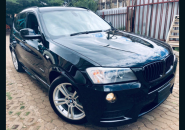 2011 BMW X3 FOR SALE IN KENYA NAIROBI