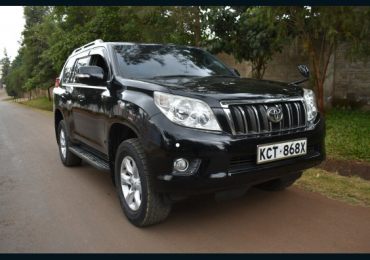 2011 LAND-CRUISER PRADO FOR SALE IN KENYA NAIROBI