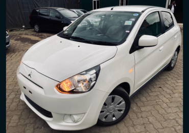 2013 MISTUBISHI MIRAGE FOR SALE IN KENYA NAIROBI