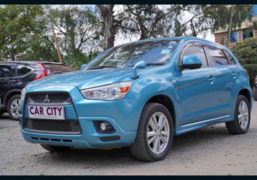 2011 MITSUBISHI RVR FOR SALE IN NAIROBI