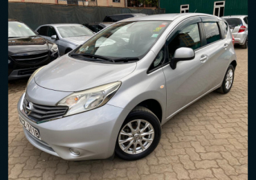 2013 NISSAN NOTE FOR SALE IN KENYA