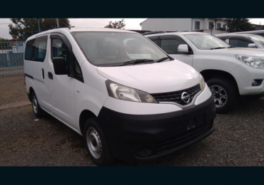 2012 NISSAN VANETTE NV 200 FOR SALE IN KENYA