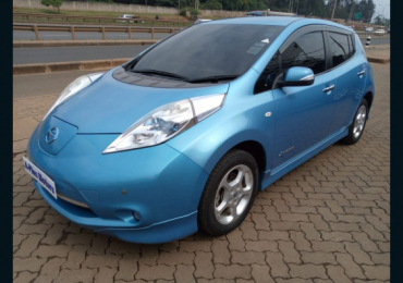 2012 NISSAN LEAF MODEL FOR SALE IN KENYA NAIROBI