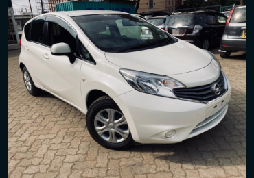 2012 NISSAN NOTE FOR SALE IN KENYA