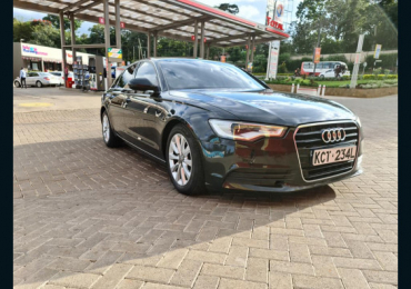 2012 AUDI A6 FOR SALE IN KENYA NAIROBI