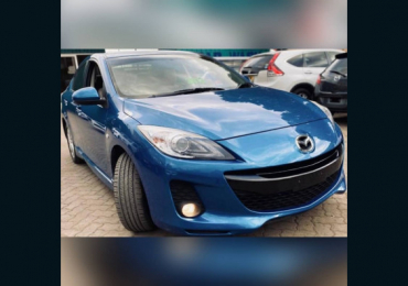 2013 MAZDA 3 FOR SALE IN KENYA