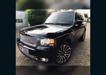 2010 RANGE ROVER VOGUE FOR SALE IN KENYA