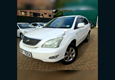 2008 TOYOTA HARRIER NAIROBI