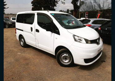 2013 NISSAN NV200 FOR SALE IN KENYA
