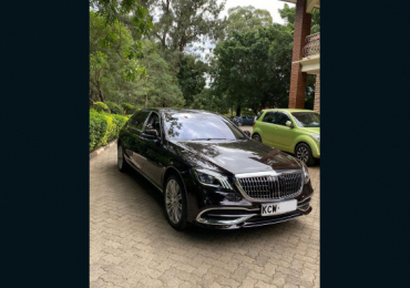2018 MERCEDES BENZ MAYBACH S650 FOR SALE IN KENYA