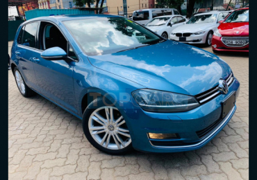 2013 VOLKSWAGEN GOLF MK7 FOR SALE IN KENYA NAIROBI