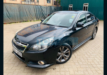 2013 SUBARU LEGACY FOR SALE IN KENYA NAIROBI