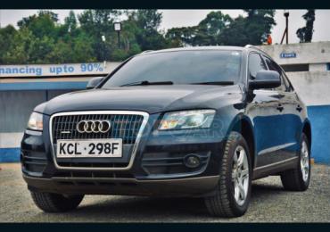 2010 AUDI Q5 NAIROBI