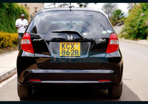 2012 HONDA FIT NAIROBI