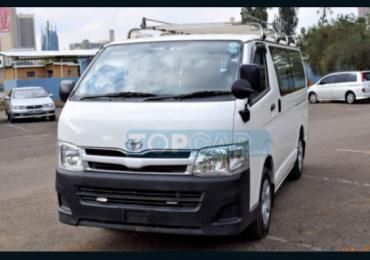 2013 TOYOTA GRAND HIACE NAIROBI