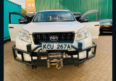 2012 TOYOTA PRADO NAIROBI