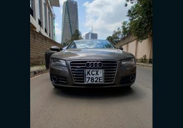 2013 AUDI A7 NAIROBI