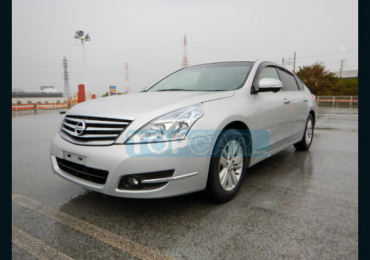 NISSAN TEANA XL PACKAGE 2013 MODEL