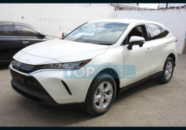 2020 TOYOTA HARRIER MOMBASA