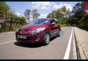2013 MAZDA DEMIO NAIROBI