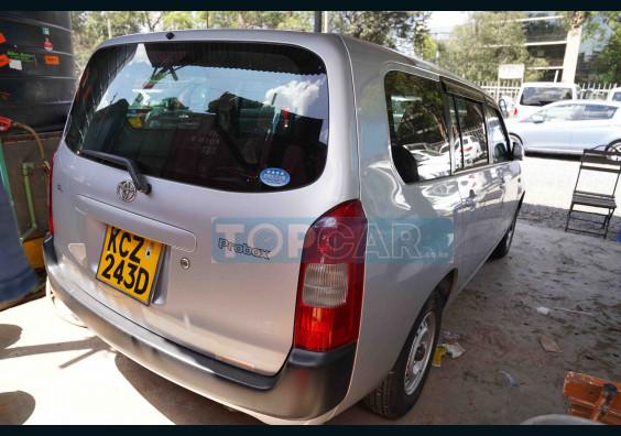 2013 TOYOTA PROBOX NAIROBI