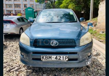 2005 TOYOTA RAV4 NAIROBI