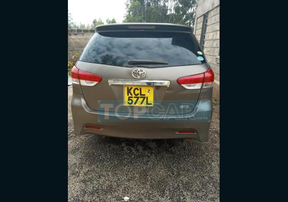 2010 TOYOTA WISH NAIROBI
