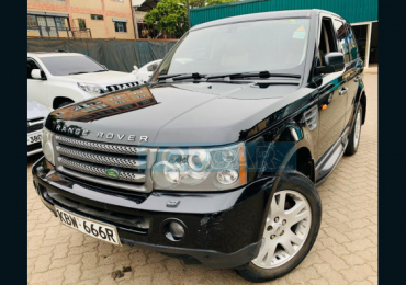 2007 LAND ROVER RANGE ROVER NAIROBI