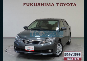 2014 TOYOTA ALLION TOCHIGI