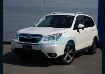 2014 SUBARU FORESTER X-BREAK